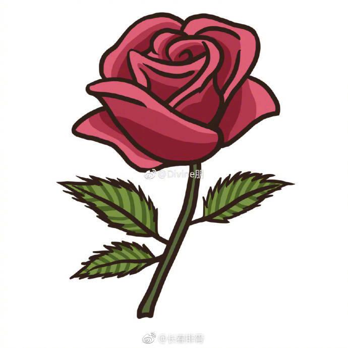 教你画一只漂亮的玫瑰花  特别声明:以上文章内容仅代表作者本人