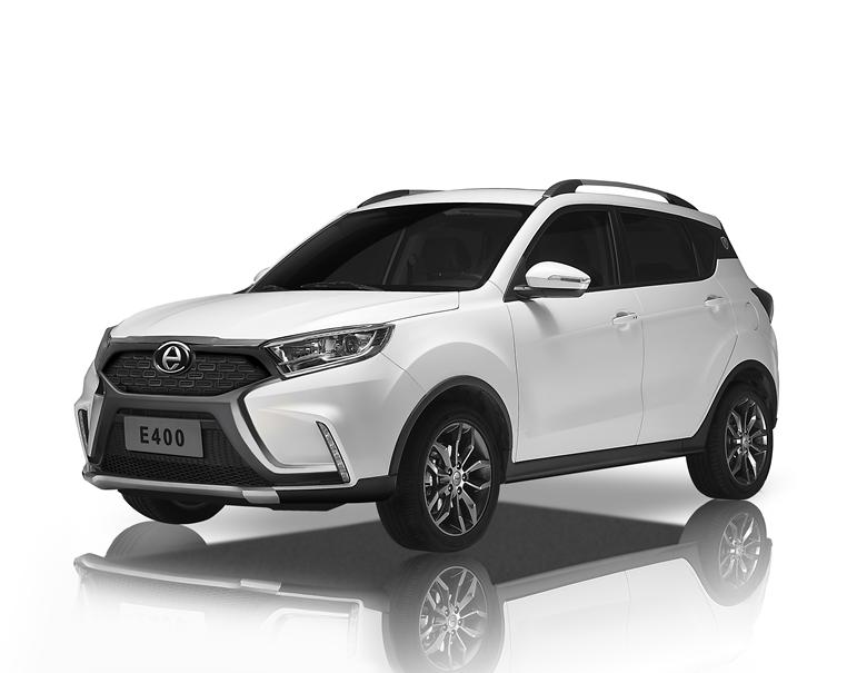 8.98万起售 江铃E400进军纯电SUV市场