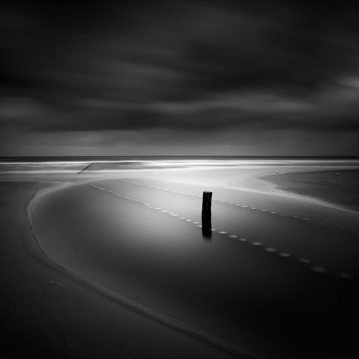 少即是多 精彩的极简黑白风光摄影作品欣赏