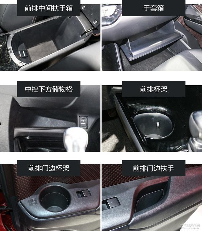 小型SUV潮流先锋 一汽丰田奕泽到店实拍