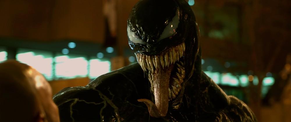 《毒液:致命守护者》首曝预告 漫威首位暗黑超级英雄震撼亮相
