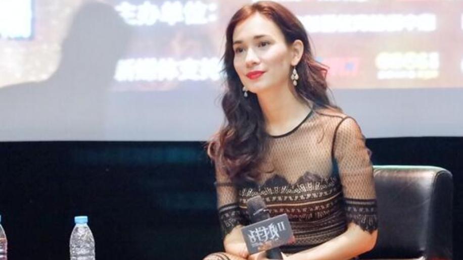 《战狼3》吴京不再邀请她出演,她淡定回复三个字