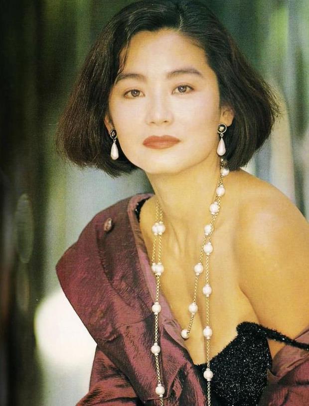 香港80年代美女排行榜,林青霞居然只能垫底,第一名当之无愧图片