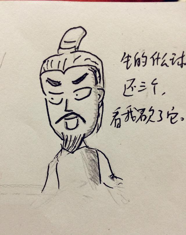 大脑洞搞笑漫画:哪吒出世,原来哪吒的三头六臂是这样来的图片