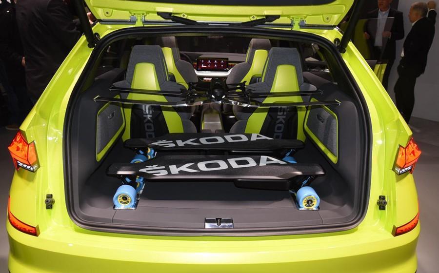 大众最美SUV要来了! 后备箱带无人机, 宝马X5看了很尴尬