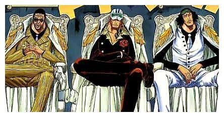 《海贼王》未来的海军三大将 你认为会是谁