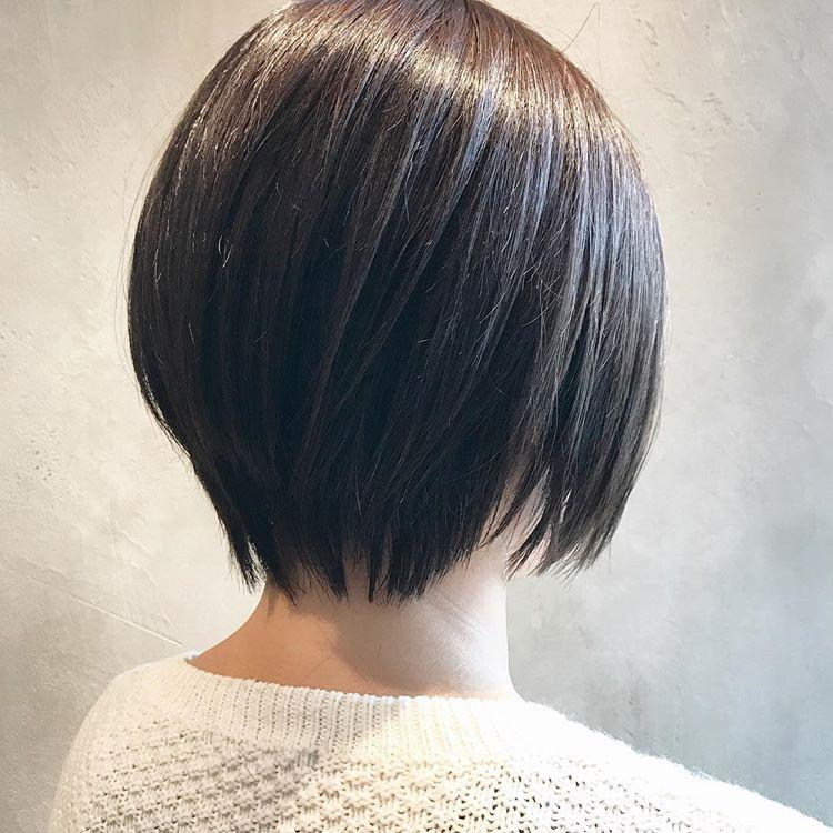 2018最流行的短发发型,今年剪短就这样剪图片