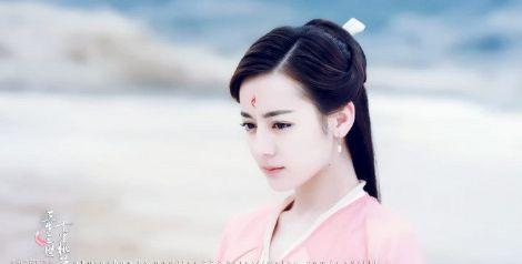 """五位""""脸上有印记""""的古装美人,杨幂第二,鞠婧祎,迪丽热巴上榜"""