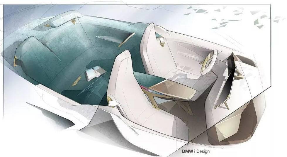 盘点自动驾驶概念车,窥视未来出行魔幻场景