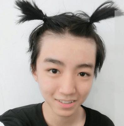 王俊凯晒新发型, 专属王俊凯不同年龄的不同发型, 你图片