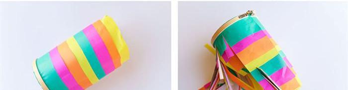 中秋节儿童纸灯笼的制作方法, 中秋节简单剪纸灯笼