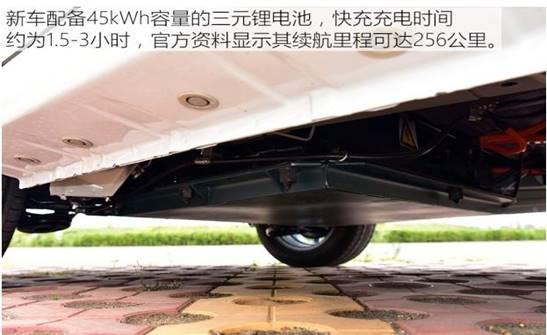 开瑞K50EV这款MPV车型在动力方面表现如何?