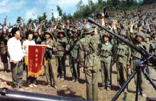 1979年中越战争烈士_我国必然会做出自卫反击,在1979年2月17日,中越战争拉开了帷幕.