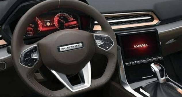 哈弗H10要来,四驱售价14万,档次堪比宝马X6,买途观后悔了