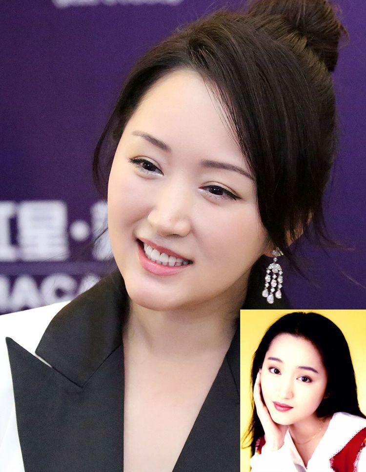杨钰莹的一组新旧照片对比,实力诠释谁是当今娱乐圈第图片