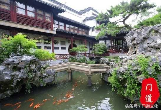 中国园林景观设计的典范,艺术,自然与思想完美地融于一体!