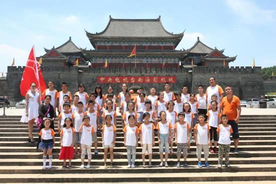 """新一季""""中国好莱坞""""影视夏令营来啦!在巴伐利亚遇见更好的你"""