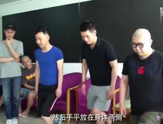 《延禧攻略》主演参加礼仪培训,明玉比璎珞还美,傅恒光头好帅