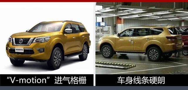 郑州日产将投产大型SUV 尺寸超哈弗H9