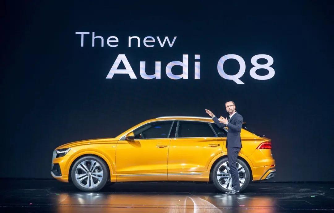 奥迪Q8全球首发远不够!还有首款L5全自动驾驶概念车...