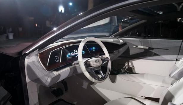 凯迪拉克大招全新旗舰轿车,被称为凯迪拉克家族的新代表