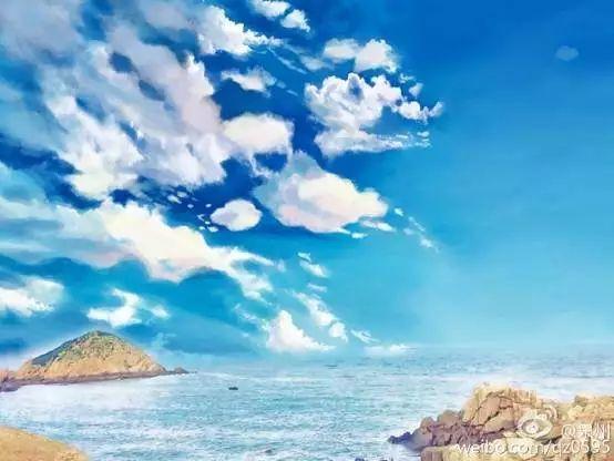 这个小岛美成了宫崎骏的漫画,而且每天能看见泉州的第