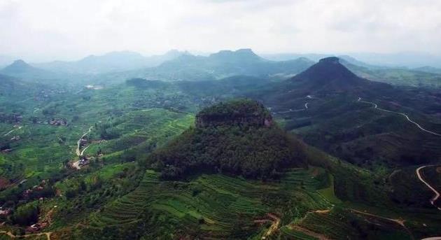 中国影像方志丨蒙阴:蒙山之北好风景 岱崮地貌秀天下