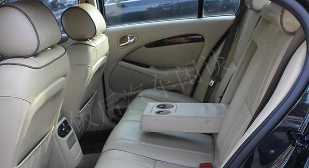 上海车友花9万元买辆捷豹S-Type, 家人都称平时没人愿意开