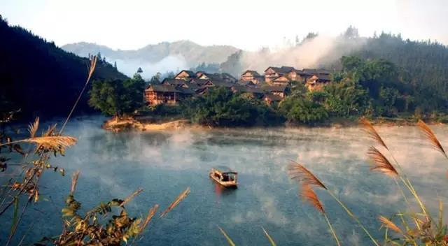 贵州民俗文化美食城,收录天下黔味!美食拍大腿图片