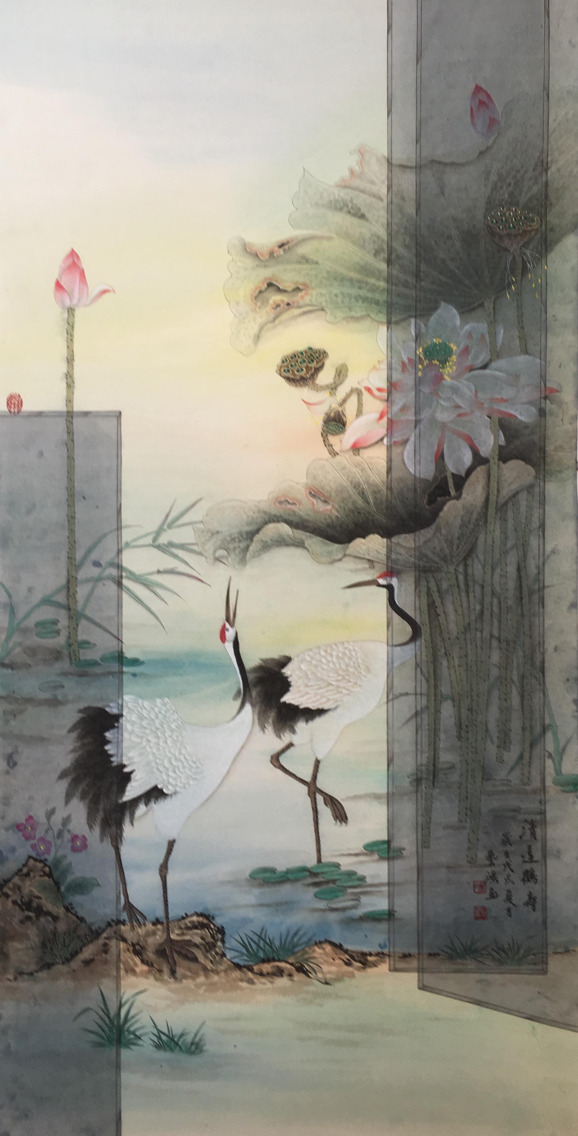 户广生 荣获国际美术大奖赛《金奖》