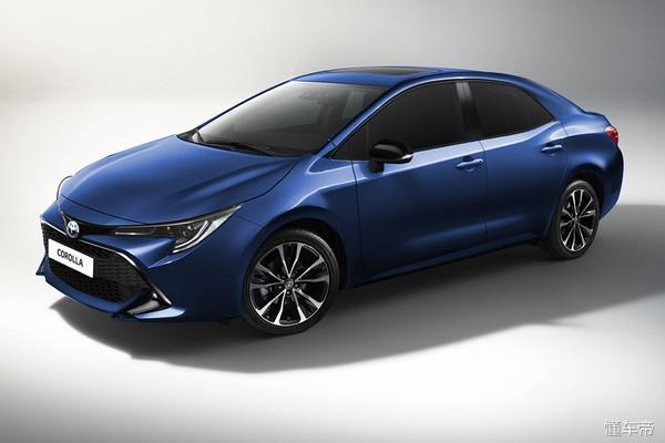 新一代<em>Toyota</em> ALTIS曝光!