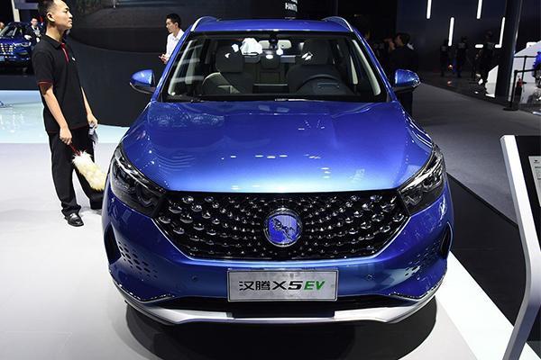 紧跟时代步伐,汉腾将推纯电动汽车