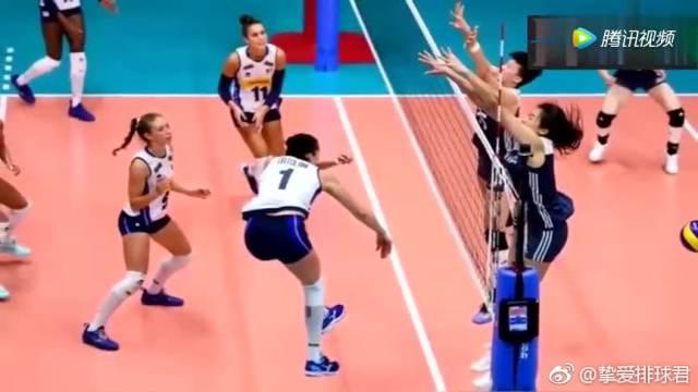 中国女排头号劲敌,意大利女排世锦赛名单公布