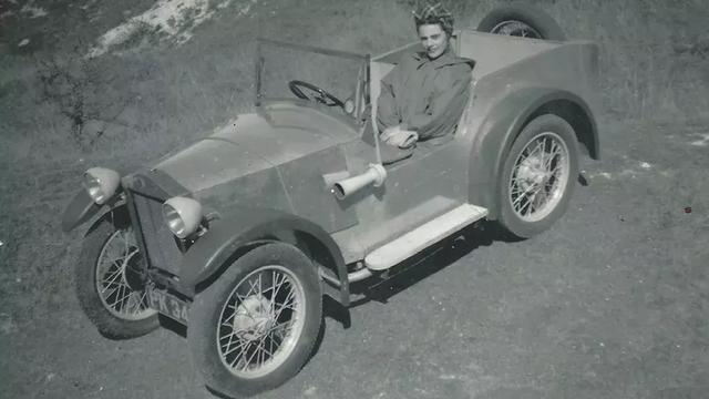 这个老牌英国车不输法拉利,却低调了70年!