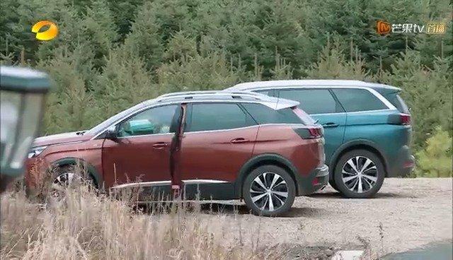 感谢小狮子@东风标致Peugeot 的陪伴有了东风标致SUV家族的一路加持