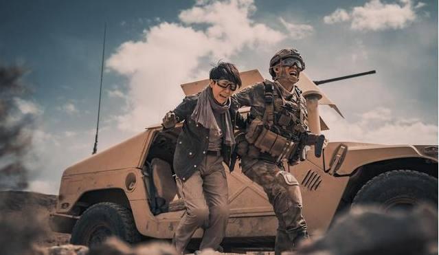 《红海行动》豆瓣评分8.5!杜江是主演,却不想让嗯哼看电影?