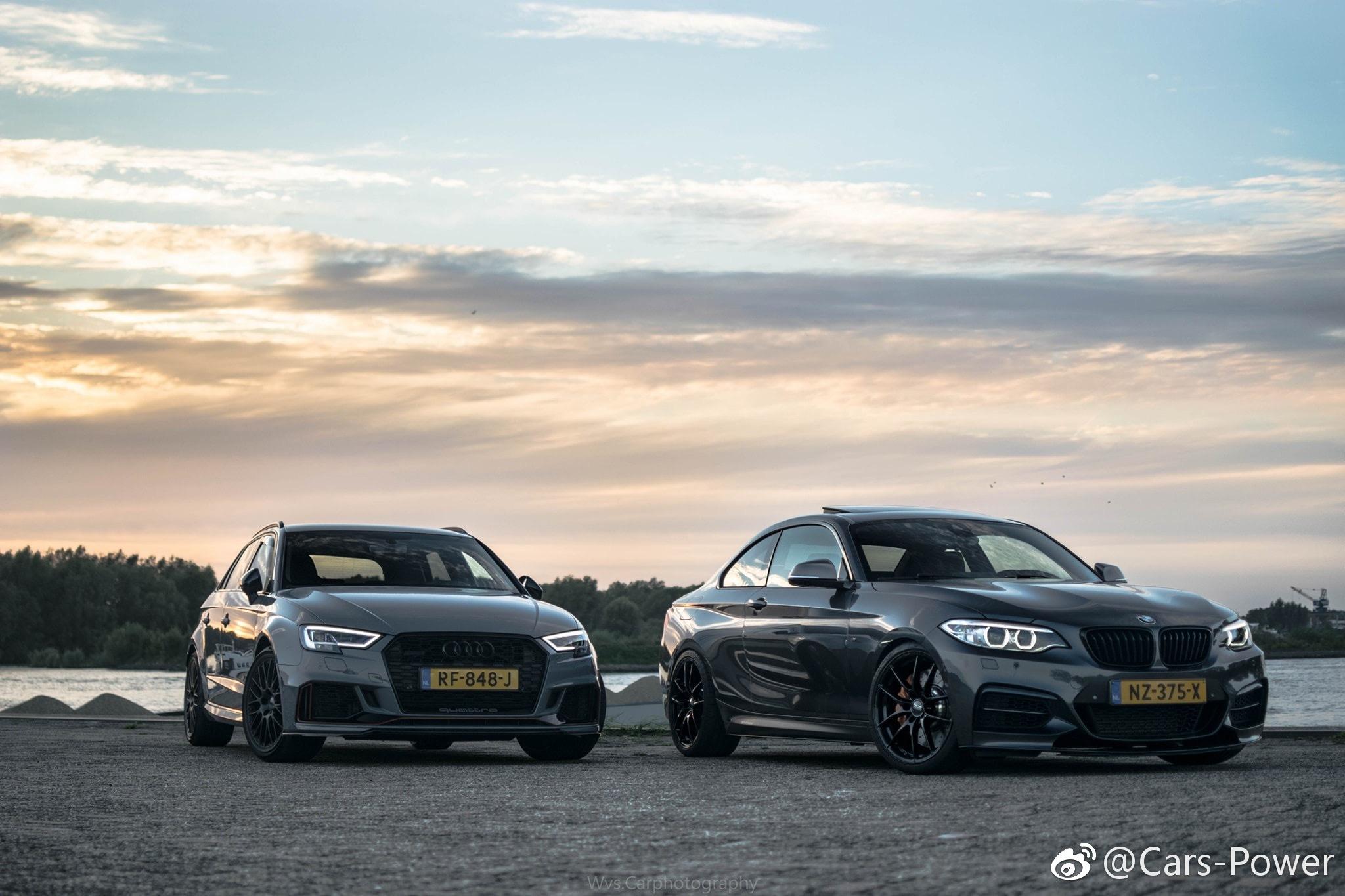 奥迪RS3 vs 宝马M235i,哪个是你的爱?