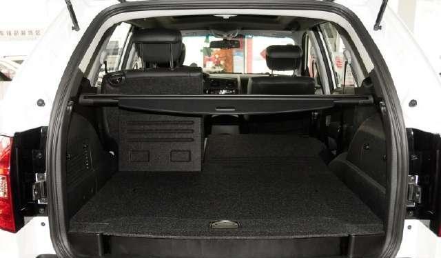 城市SUV, 1.8T四驱全景天窗, 超大空间, 性价比完超汉兰达