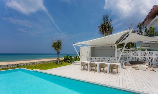 欢乐颂只拍出了普吉岛 酒店百分之一的美