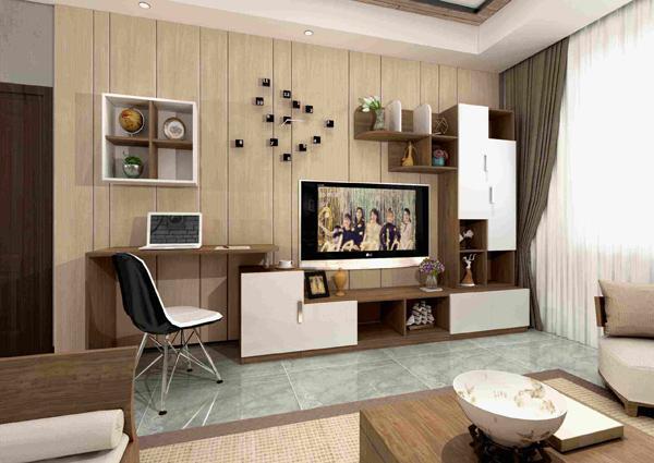 嵌入式电视柜做法及风格 嵌入式电视墙哪个品牌好?