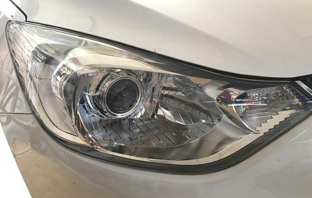 赛欧车灯升级飞利浦全效光系列,超强穿透力,刺破夜幕