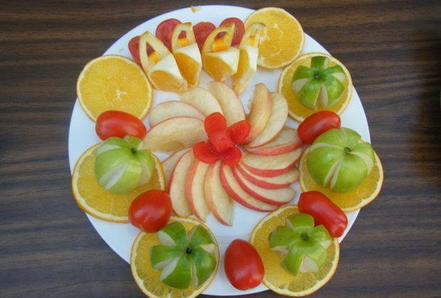 最简单漂亮的水果拼盘_最简单漂亮的水果拼盘图片大全
