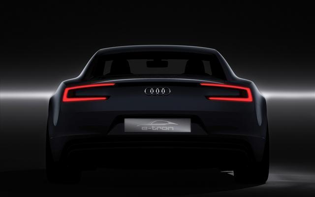 2020年奥迪预计推出3款新能源汽车,其中一款为概念SUV的量产版