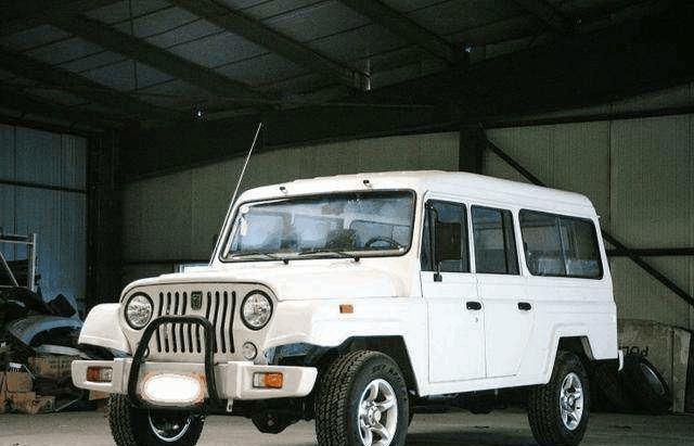 号称国产牧马, 2.0L发动机, 皮实耐用, 越野强悍, 售价才6万