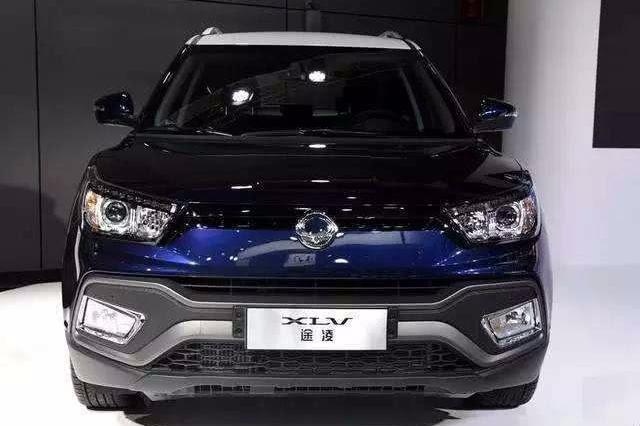 这款SUV太霸气,纯进口大七座+1.6T柴油发动机,14万