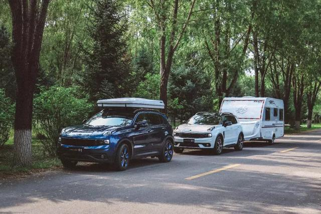 这辆中国品牌车半年卖出5万多辆,能拖1吨房车,这下开房钱又省了