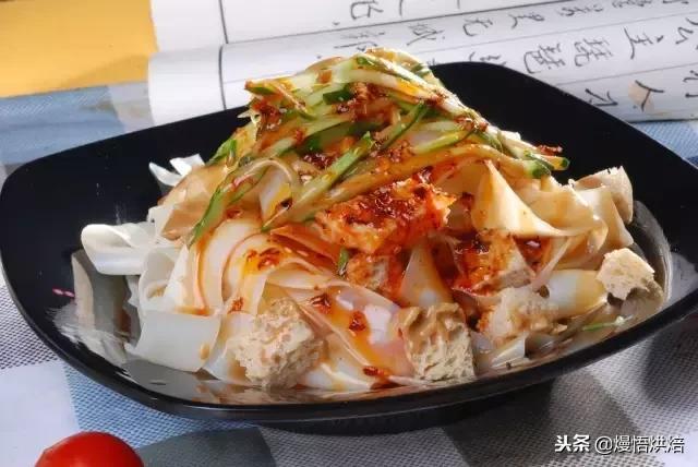 曲阳羊肉排行榜,美食泡馍竟然排到了第……!美食路陕西上海图片