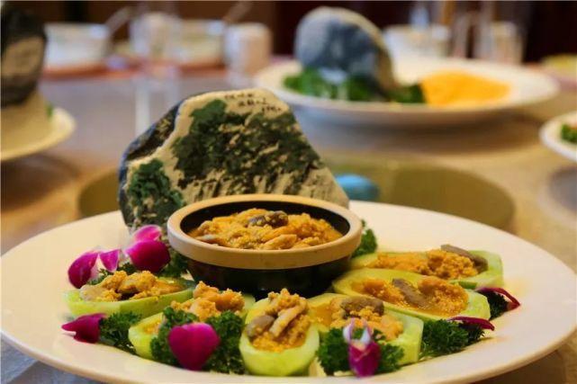 陕西安康:江宁美食与美石在大道上的完美邂逅石泉美食餐桌印天南京附近公交图片