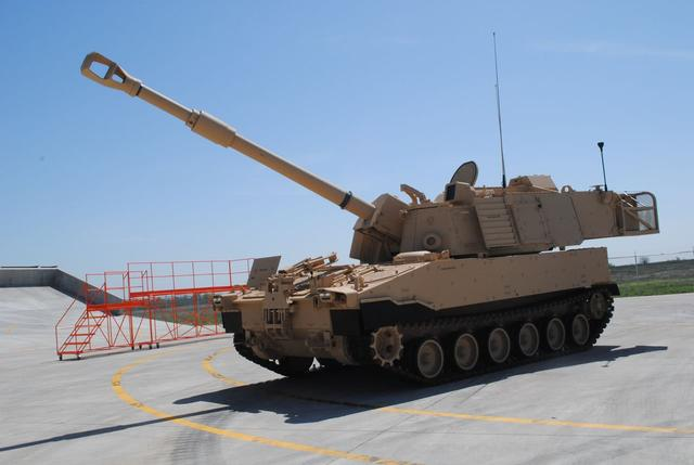 美国议员:陆军火炮部队被奥巴马耽误了 射程远落后于同级别对手