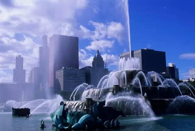 世界上最著名的大理石喷泉